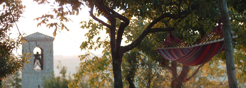 relax e quiete agriturismo la castellana assisi
